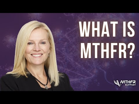 Introduction to MTHFR & Methylation