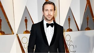 ryan gosling reacts to the 2017 oscars mistake