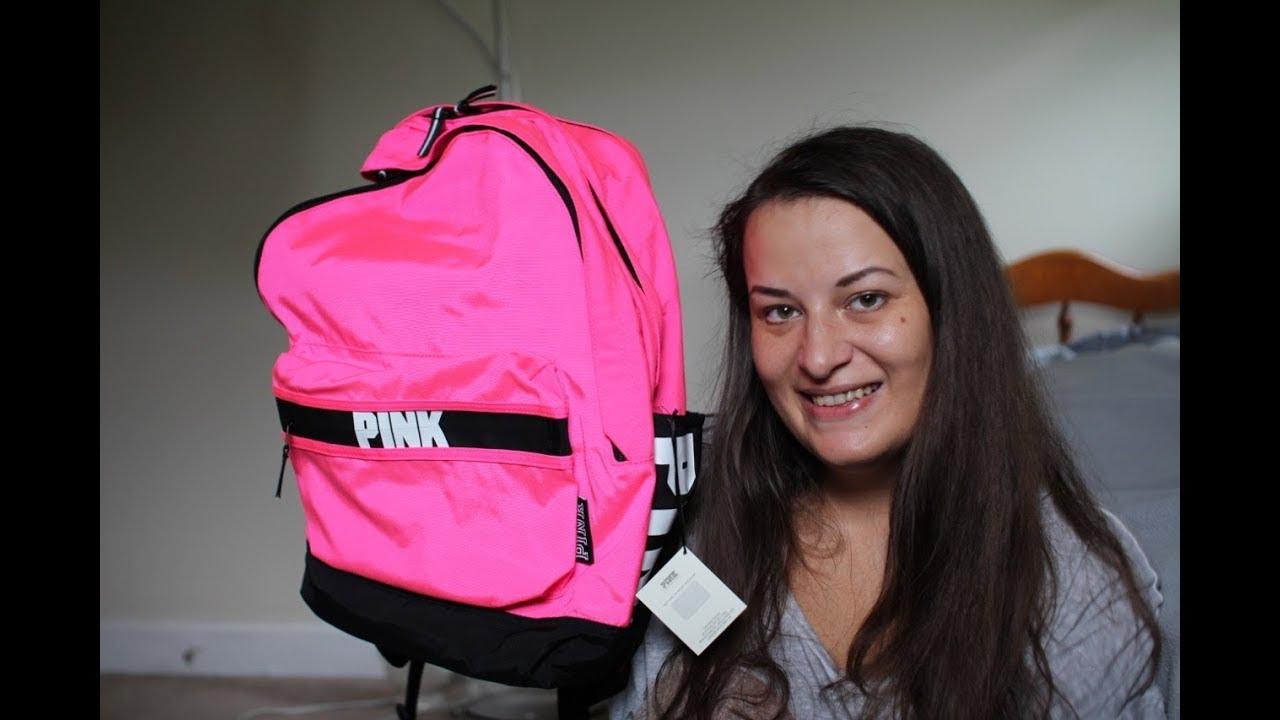 88931164cd Victoria s Secret PINK Campus Backpack