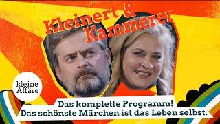 Petra Kleinert und Reinhold Kammerer – Das komplette Programm