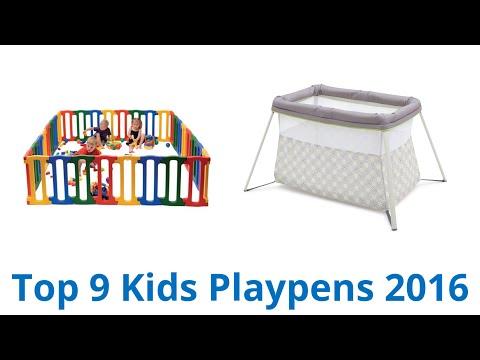 9 Best Kids Playpens 2016