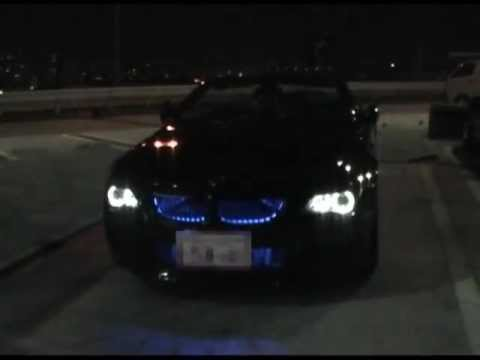 BMW E64 M6 ダブルブリンクハザード Double blink hazard lamp by kyh3s