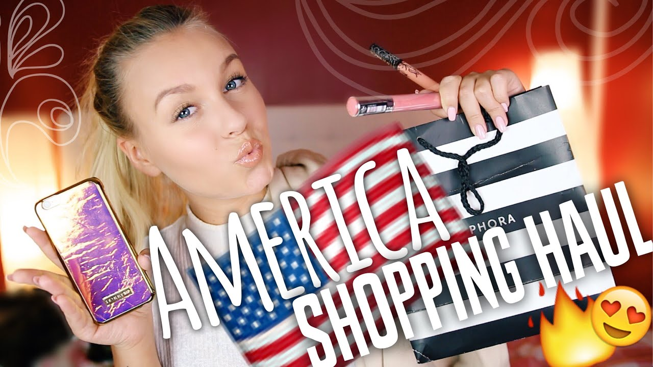 america shopping haul dagi bee youtube. Black Bedroom Furniture Sets. Home Design Ideas