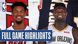Gambar cover HEAT at PELICANS | FULL GAME HIGHLIGHTS | March 6, 2020