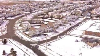 Aerial Video over Green Valley Ranch, CO