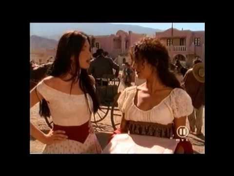 La Reina de Espadas (escenas rodadas en Fort Bravo) parte 8