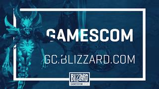 Heroes of the Storm auf der gamescom 2018 (DE)