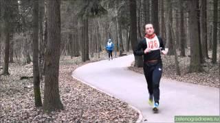 Осенний пробег-марафон МИЭТ 2014