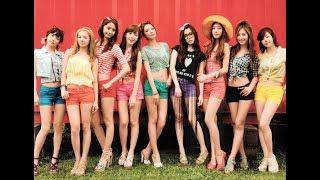 kpop韓國女團女solo大H首周銷量排名TOP51(少女時代 TWICE F(x) RED VELVET GFRIEND)
