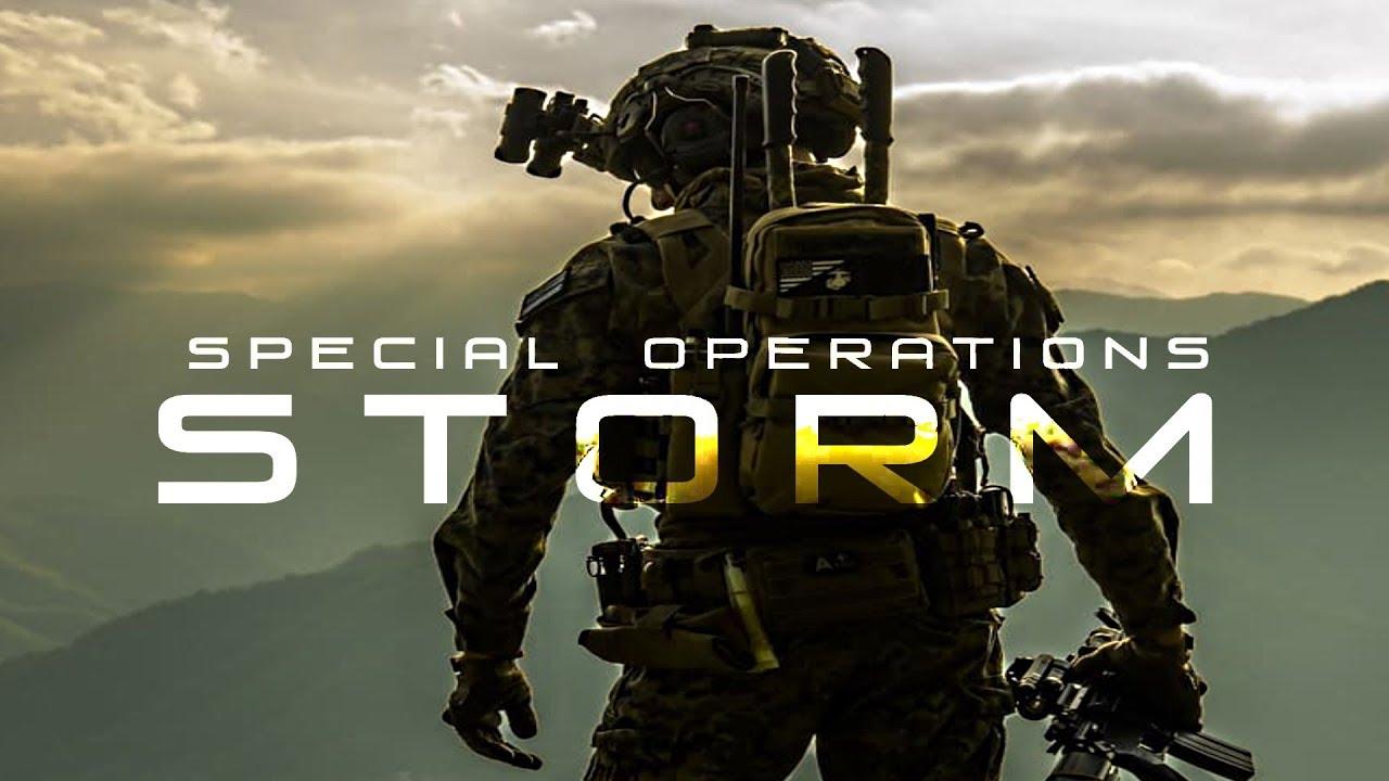 """U.S. Special Operations - """"STORM"""" (2019 ᴴᴰ)"""