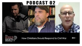 How Should Christians Respond to Civil Unrest and Civil War