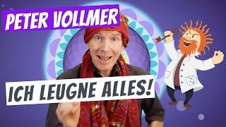 """Peter Vollmer Kabarett: """"Ich leugne alles!"""""""