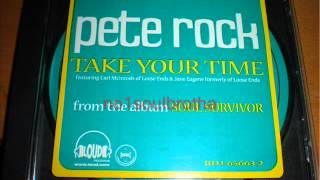 "Pete Rock ""Take Your Time"" (Radio Version)"