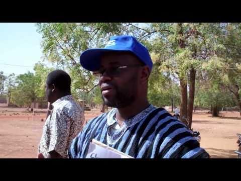 CRS' Food Procurement Program in Burkina Faso