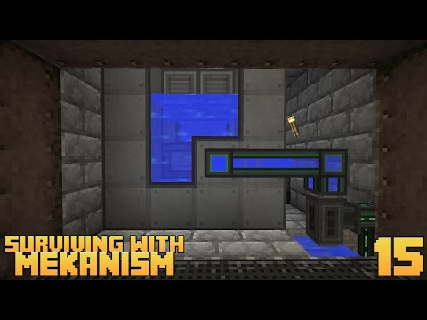 Surviving With Mekanism v9 :: Ep.15 - Thermoelectric Boiler