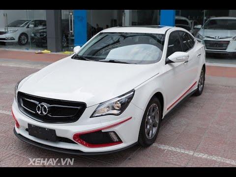 [XEHAY.VN] Sedan thể thao Trung Quốc BAIC CC 1.8 Turbo Sport 2016 tại HN