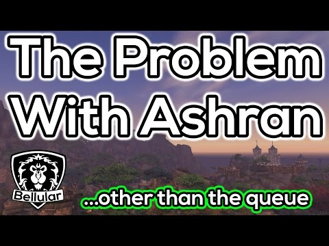 The Largest Problem With Ashran - Warlords of Draenor Discussion