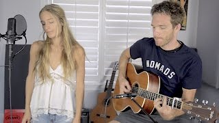 Kindred and Sean - Somewhere Only We Know - Keane Acoustic Cover