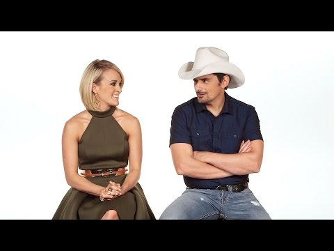 Brad Paisley & Carrie Underwood: The Southern Living Intervi