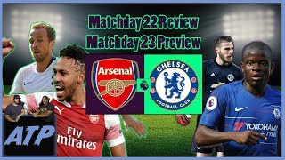 Arsenal v Chelsea, EPL Review & Preview-Across The Pond Soccer/Football Podcast ep.23