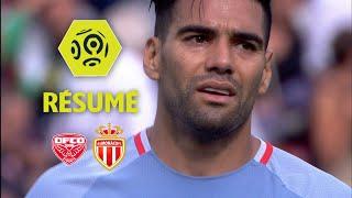 Dijon FCO - AS Monaco (1-4)  - Résumé - (DFCO - ASM) / 2017-18