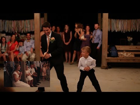 """Surprise Wedding Dance """"What Makes You Beautiful"""" One Direction"""