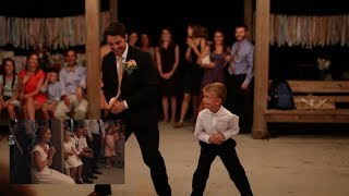 "Surprise Wedding Dance ""What Makes You Beautiful"" One Direction"