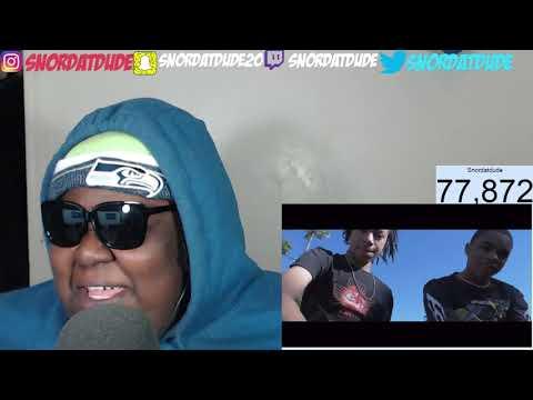 "YBN Nahmir x YBN Almighty Jay ""No Hook"" (Prod by Hoodzone) REACTION!!!"