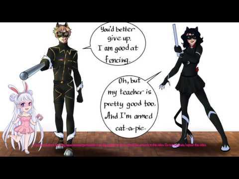 """Down"" Part 35 Miraculous Ladybug Comic Dub"