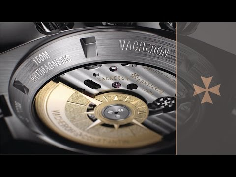 Overseas - Technical Excellence – Calibre 5200 - Vacheron Constantin