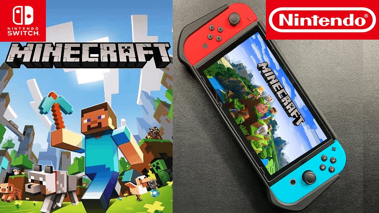 Minecraft   Build Small House   Creative Mode   Nintendo Switch