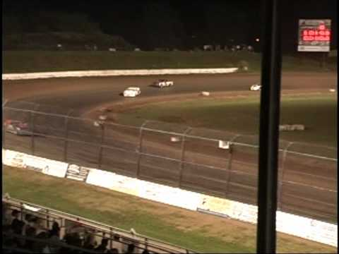 Oshkosh Speedzone Raceway - August 3, 2012 - Miller Lite Grand National Feature