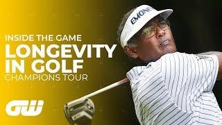 How 50+ Year-Olds Play Amazing Golf | Vijay Singh, Lee Trevino, Bernhard Langer | Golfing World