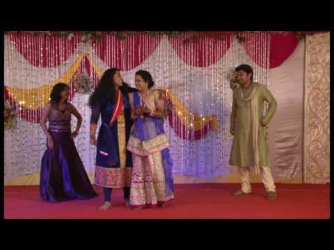WAH WAH RAMJI Sangeet dance performance by GREESHMA and BHUMIKA