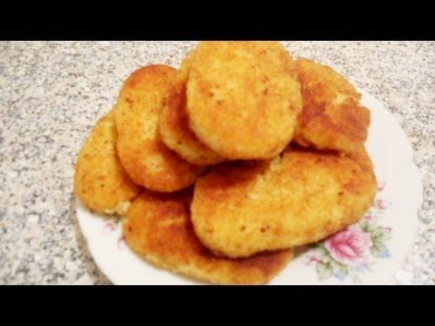 Картофельные котлеты рецепт/ Potato Cutlets /Dadlı Kartof Kotletləri (resept)