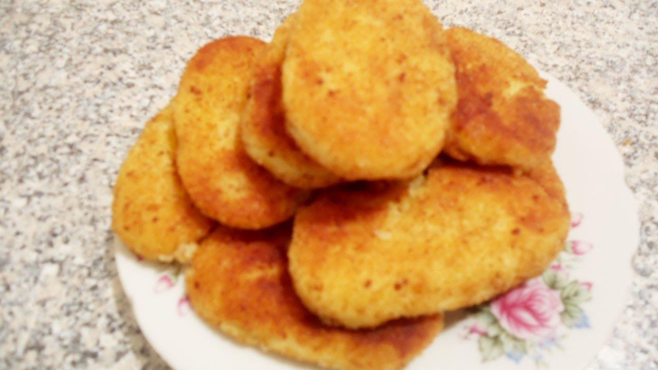 картофельные котлеты американский рецепт