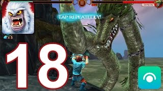 Beast Quest - Gameplay Walkthrough Part 18 - Sepron World: Sepron Defeated (iOS, Android)
