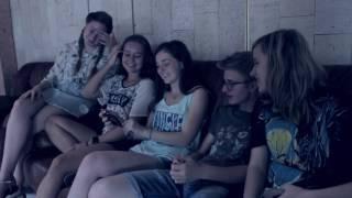 Музыкальный клип группы DYVNI  в лагере шоу-бизнеса JAMM 2