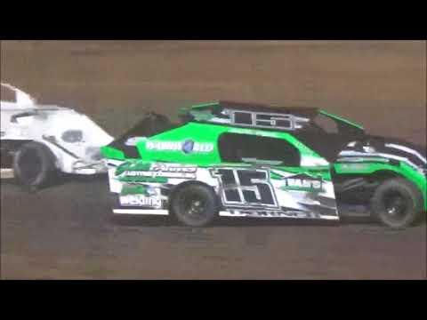 IMCA Sportmod Feature Luxemburg Speedway 6/8/18