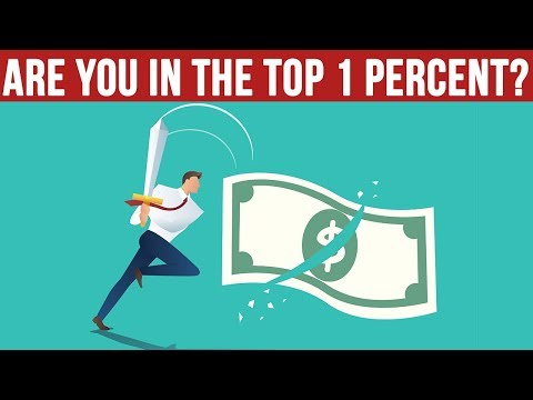 Are You In The Top 1 Percent