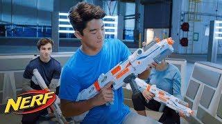 NERF - 'Modulus Mediator Blaster & Firepower Upgrade Kits' Official TV Commercial