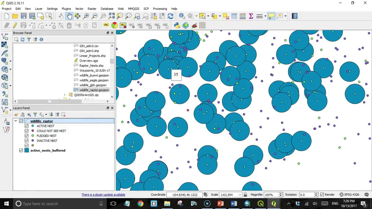 Working with SpatiaLite data in QGIS 3 0