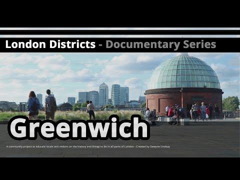 London Districts: Greenwich