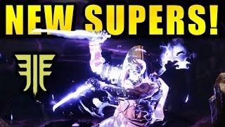 Destiny 2: NEW SUPERS GAMEPLAY! - Exclusive Gambit Gameplay | Forsaken DLC