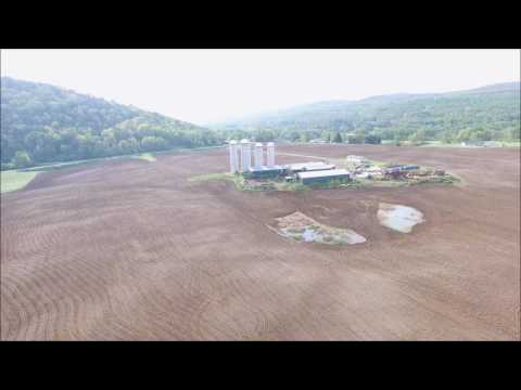 Otsego County NY Showplace Dairy Farm