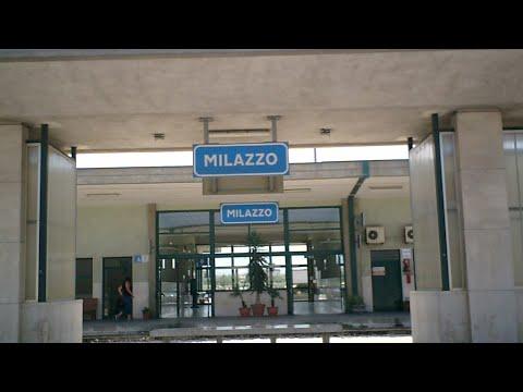 Milazzo, la stazione ferroviaria della vergogna