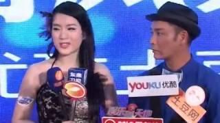 """《娱乐资讯》苟芸慧爆肥亮相 坦然回应""""小三""""传闻"""