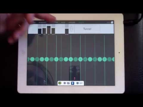 Ondes for iPad Demo and Tutorial