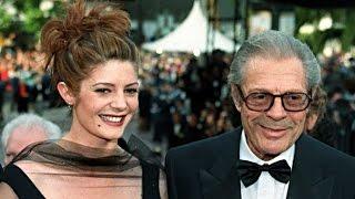 Chiara Mastroianni and Marcello Mastroianni | daughter and father | padre e figlia