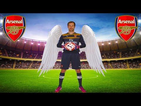 Petr Cech Ingerul Salvator Cu Un Final Dramatic De Meci - FIFA 18 Cariera Cu Arsenal